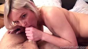 Zazie Skymm naughty schoolgirl the blonde is engaged in forbidden things