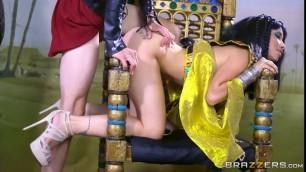 Danny D And Rina Ellis Big Tits In Hot History Part 1