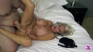 Woman Big Boobs Sally Dangelo is a milf with huge titties
