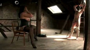 Hot Mistress Amazing Handjob Danica Collins