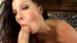Gianna Michaels gets a surprise creampie