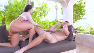 Horny Big Boobs Sheridan Love Breast Worship 5 Scene 2