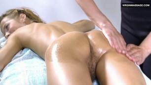 Beautiful Lika Volosatik sexy hairy massage