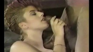 Vintage Interracial Black guy gives suck his huge dick