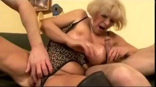 Crazy Mature Blonde Zarina suck dick Fetish sex video
