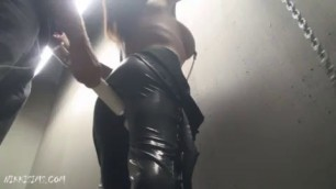 Nikki Sims torture Girl tied and stimulate her pussy