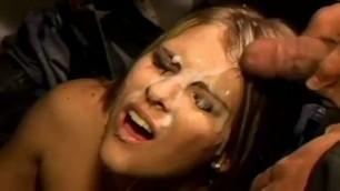 Sperm Academy Megan Reece American Bukkake35
