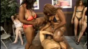 Reverse Bukkake 4 Michelle Aston Scene 1