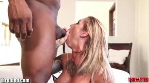 Throated Cute Kleio Valentien
