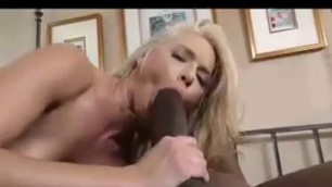 Huge Ebony Dick For Little Blonde Beatrix