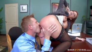 Freeslutthe Bosss Butt Britney Amber Bill Bailey pussy eating and fuck