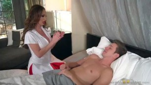 I Fucked My Wifes Momnurse Nikkis House Call Nikki Benz Markus Dupree hotsex com videos