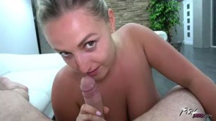 Povbitch Crystal Swift Blonde Chubby With Big Boobs