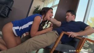Magnificent girls suck huge cock Brunette Milf Rachel Starr Taking Hard Dick Brazzers