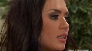 Husband Wife Sex Eva Angelina Double The Punishment sucking cock