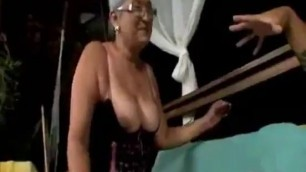 Brazilian Granny Isnt Too Old For Bang Pussy Hd