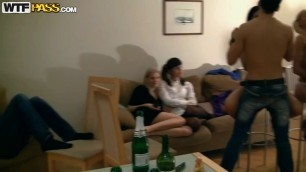 Collegefuckparties Naked Teen Wild College Orgy After An Exam Part 5