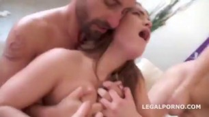 Crazy Double Penetration Orgy My Sisters Pussy