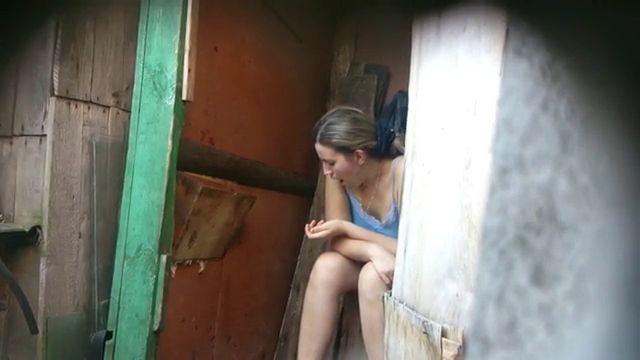 Сельская девушка порно скрытой