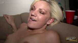 Reality gang Sex Studnent orgy party part 6