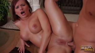 Hard anal part 2 Katja Kassin