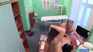Heads Doctor fucked the patient and the doctors Ani Black Fox Anna Rose