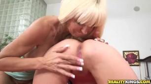 Two hot Nurse Brianna Ray and Kasey Storm lesbian porn big tits