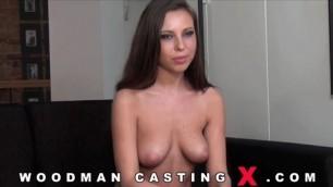 Anna Karela woodman casting x