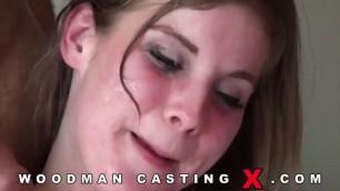 DAISY HOT woodman casting x