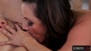 These Lesbian Couples Show Off Their Sex Skills Video