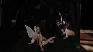 Scene2 Riley Steele Peter Pan XXX An Axel Braun Parody Feature Parody Fantasy Cosplay