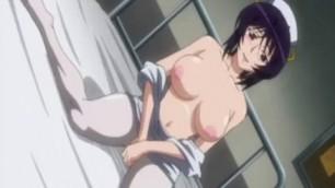 Busty Nurse Cosplay Drama 087 hentai anime cartoon porn 16 min PussySpace com