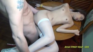 Asian Street Meat sex Casting
