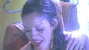 Brande Roderick Leanna Scott strip club shower
