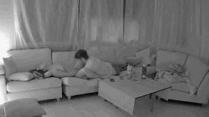 Cheating with neighbor caught on hidden Camera