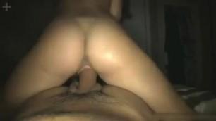 Horny mom skinny brunette needed a good fuck