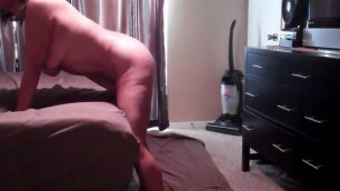 Horny bbw dirty anal and dp deep sex