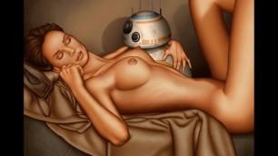 Slide Star Wars Heroines porn