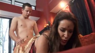 The Dirty Movie A BOLLYWOOD Porn Parody XXX Red MILF Family Fantasies