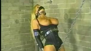 Classic bondage very cute girl porn