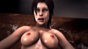 Lara in Trouble 3D Hentai UNCENSORED