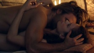 Spartacus sex scenes complication erotic