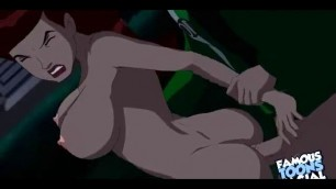 Cartoon ben 10 porn