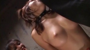 Sexy Asian Slave In Chains Perfect Ass Toyed And Mouth Fucked Hardfuck