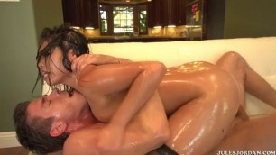 A hardcore with the exciting Cindy Starfall
