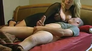 Horny mom slutty milf best blowjobs and fucks her step son more slutty milf action at hotmilfs co nr
