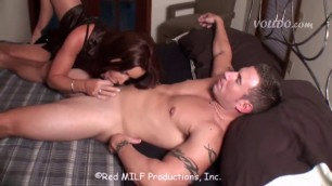 Mom Sucked My Cock 2 Milfs Fuck Their Step Sons
