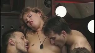 Group sex with midgets porno hardcore