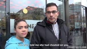 Czech Streets E90 Massage With Fuck