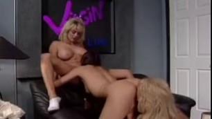 Sindee Coxx Nina Hartley Felecia lesbian